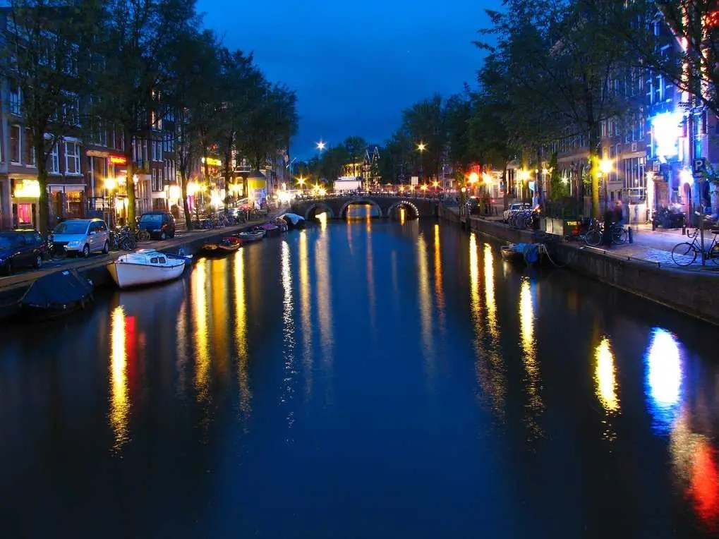 11. The Netherlands