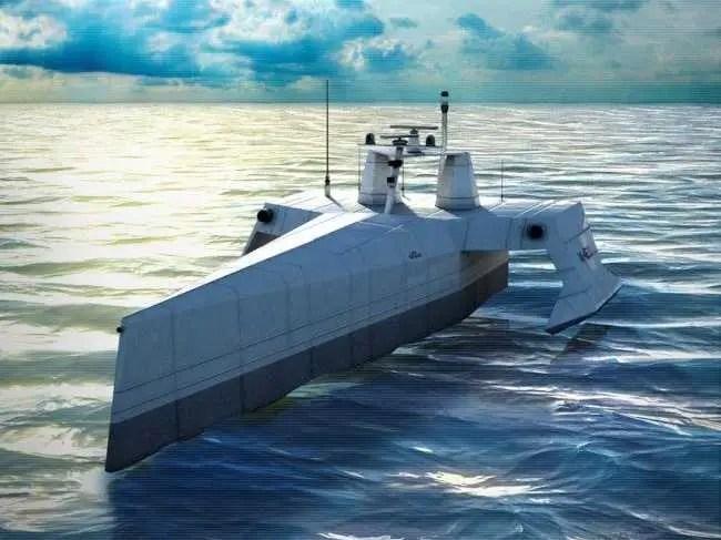 ACTUV ship drone