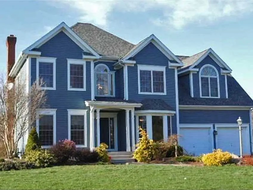SOUTH GLASTONBURY, CT: $524,000 will get you a 2,858-square-foot home with four bedrooms on a lot just over one acre.