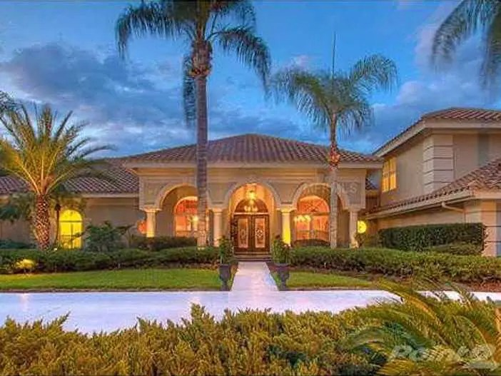 Tampa, Fla.: $1 million will get a 5,939-square-foot house with five bedrooms, a pool, and views of a pond.