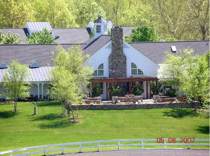 This farm in The Plains, Virginia has a magnificent 12-stall stable and is listed for $4.5 million.