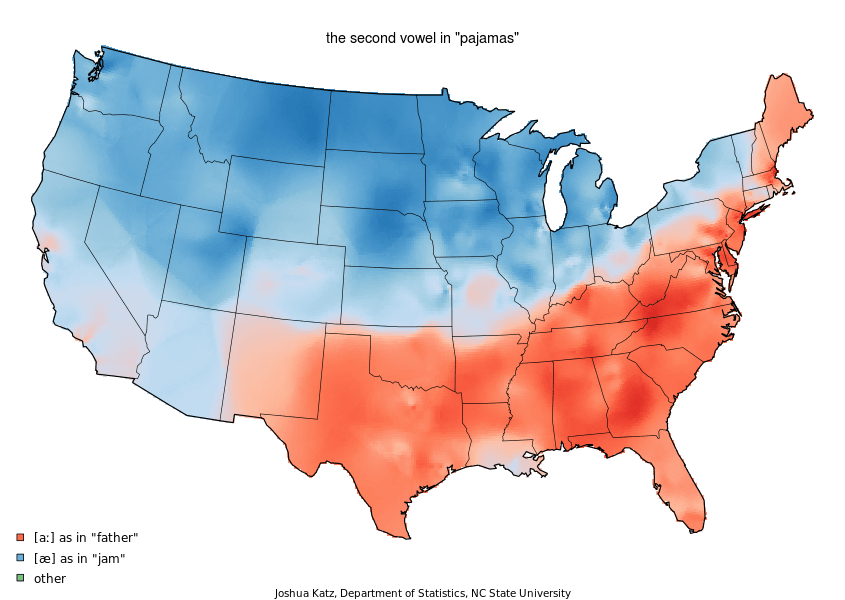 Some of the deepest schisms in America are over the pronunciation of the second syllable of