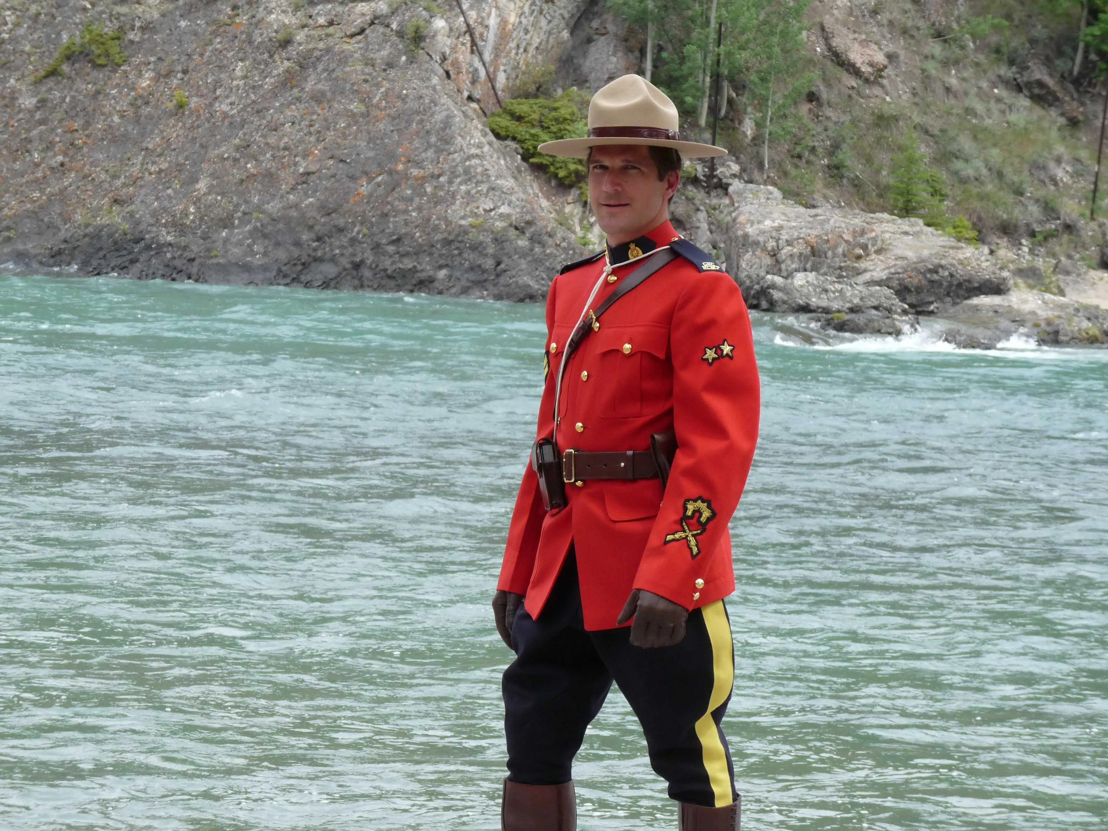 The Mounties Are Canada S Swiss Army Knife Of Elite Law