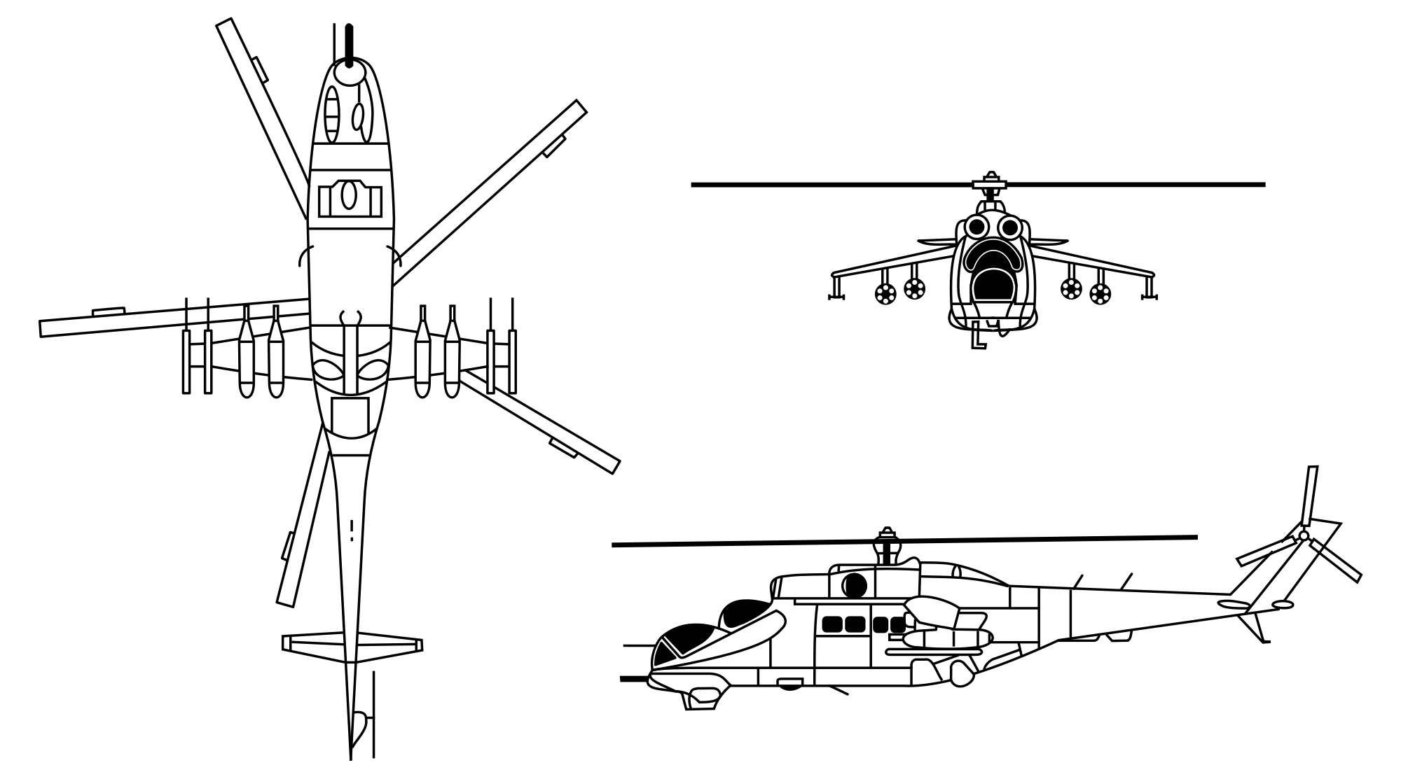 Here S Everything You Need To Know About Russia S Deadliest Helicopter