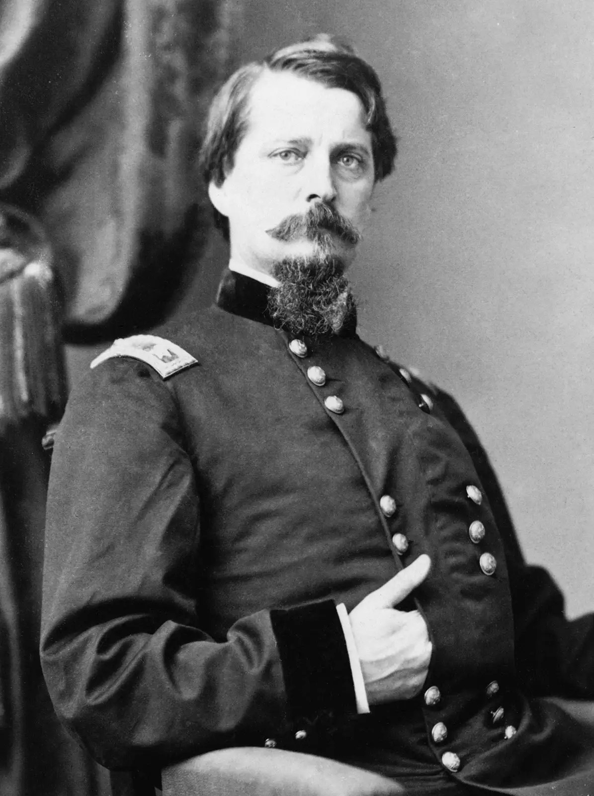 The Most Epic Beards And Mustaches Of The American Civil