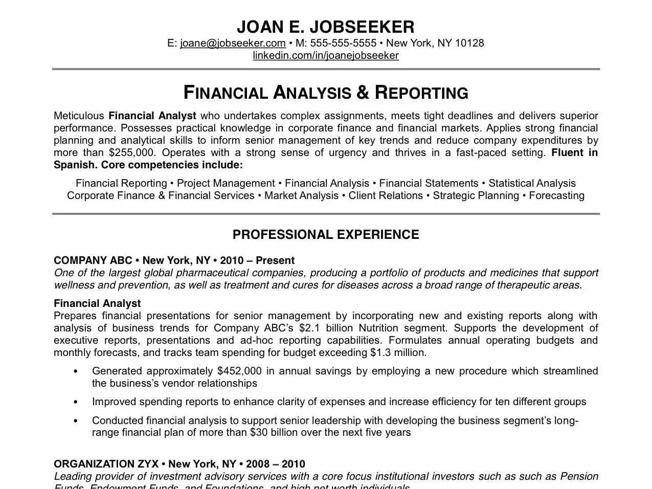 very good resume examples resume templates primer very good resume