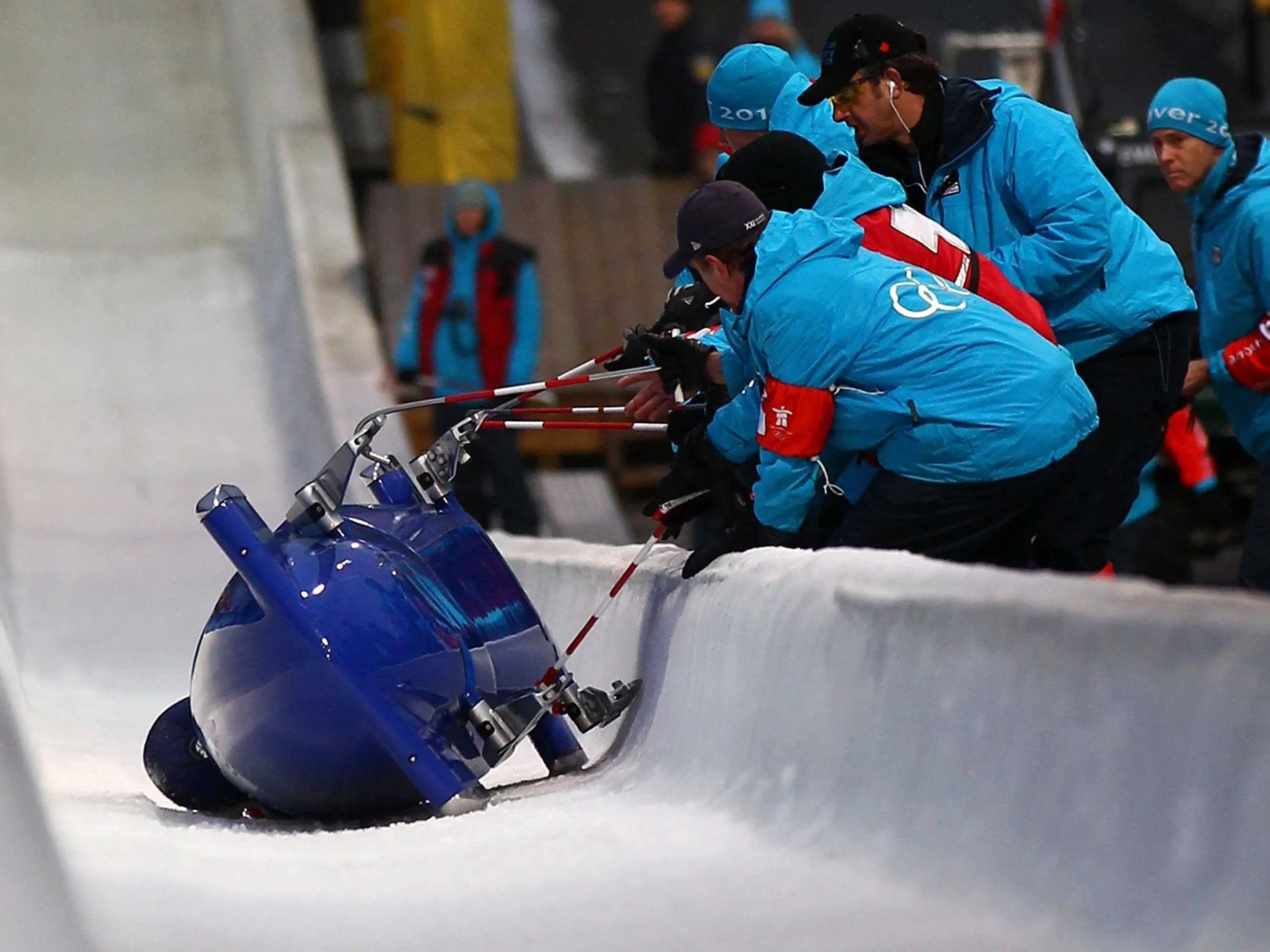 12 Examples Of Just How Dangerous The Winter Olympics Can