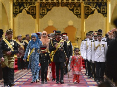 The Sultan Of Brunei Just Imposed A Draconian Set Of Laws ...