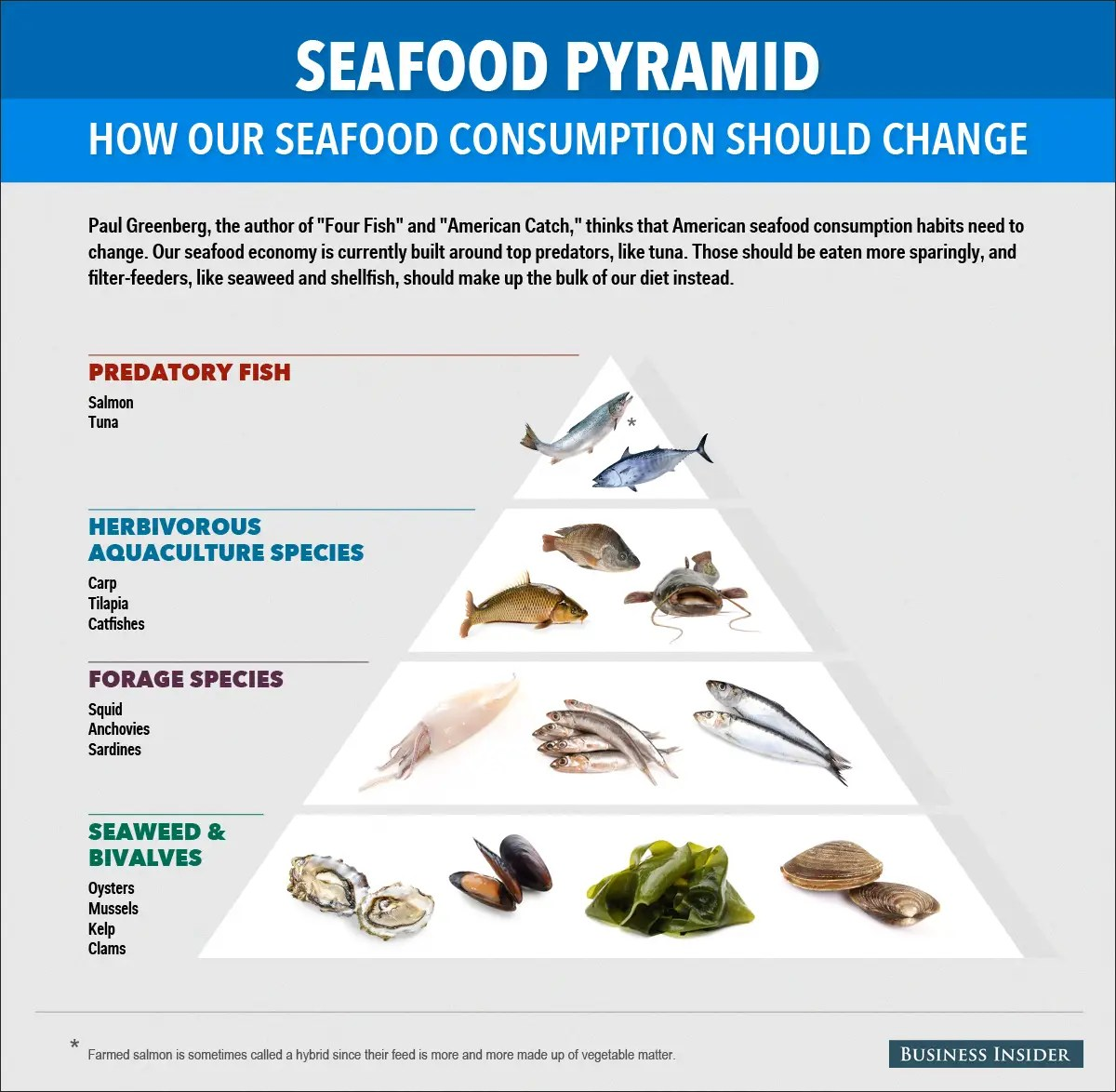Forget Tuna These Are The Seafoods We Ll Be Eating In The