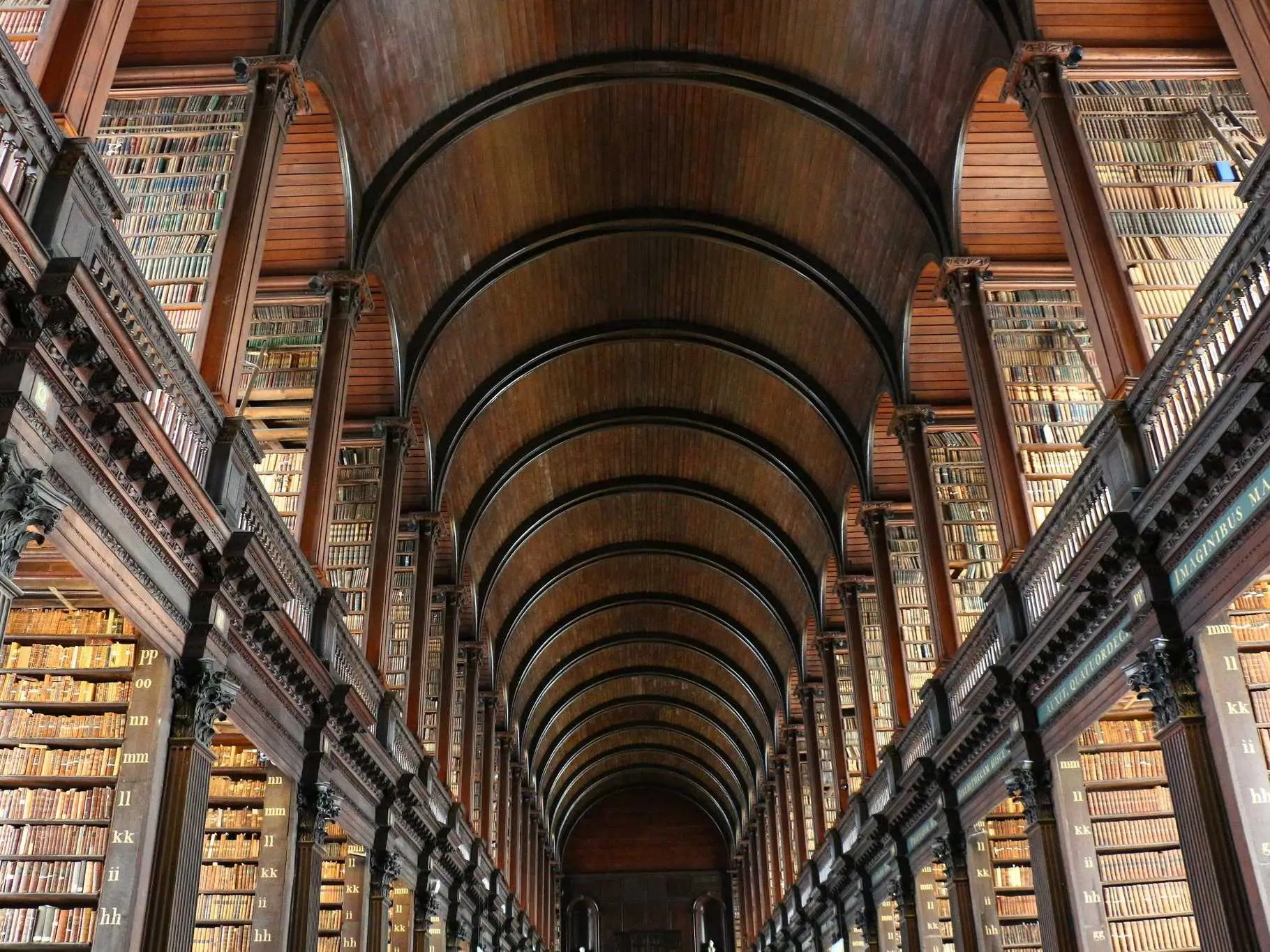 Best Libraries From Around The World - Trinity Library