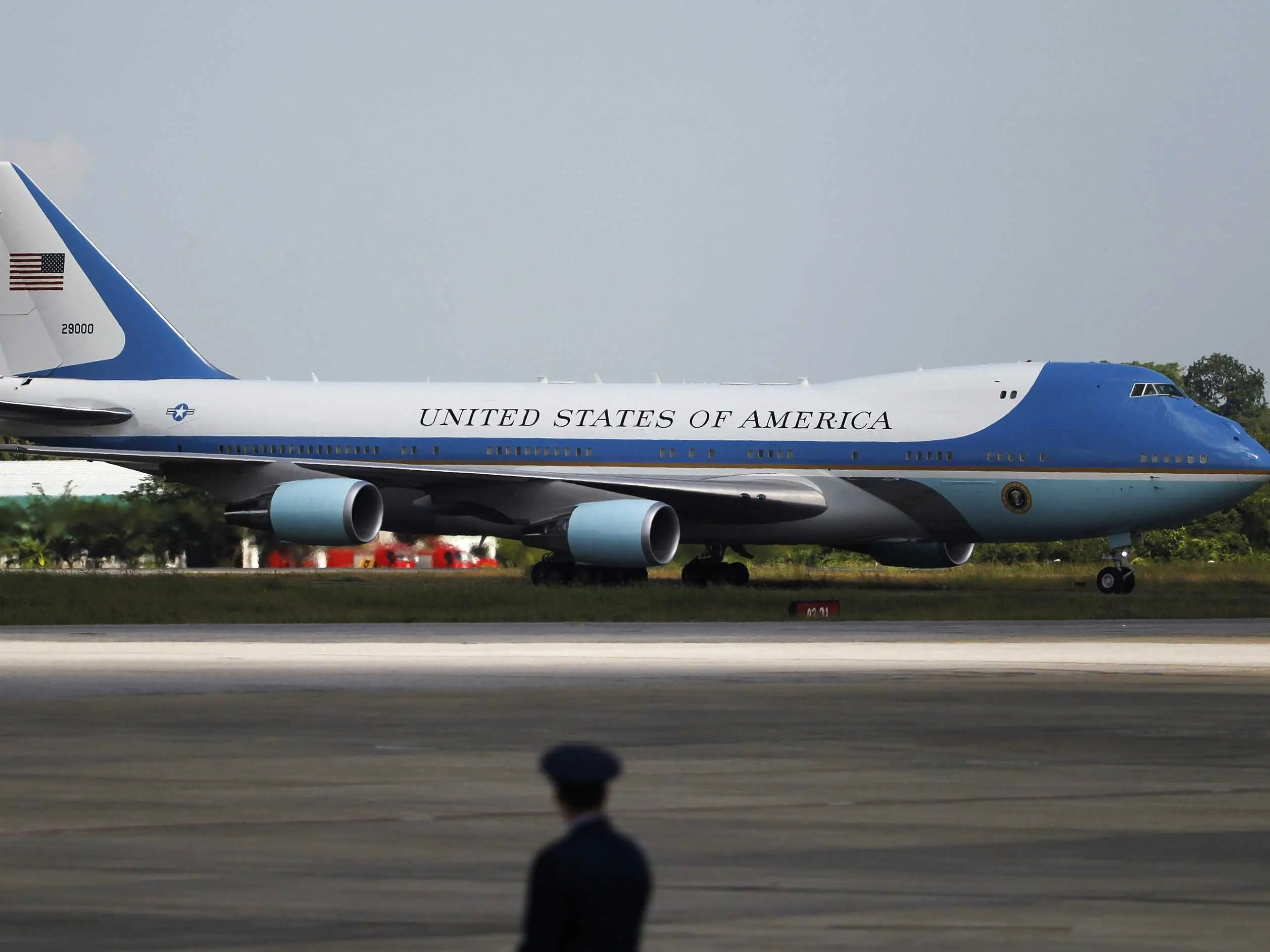 The First Boeing 747 8 Private Jet Is Here And Its A
