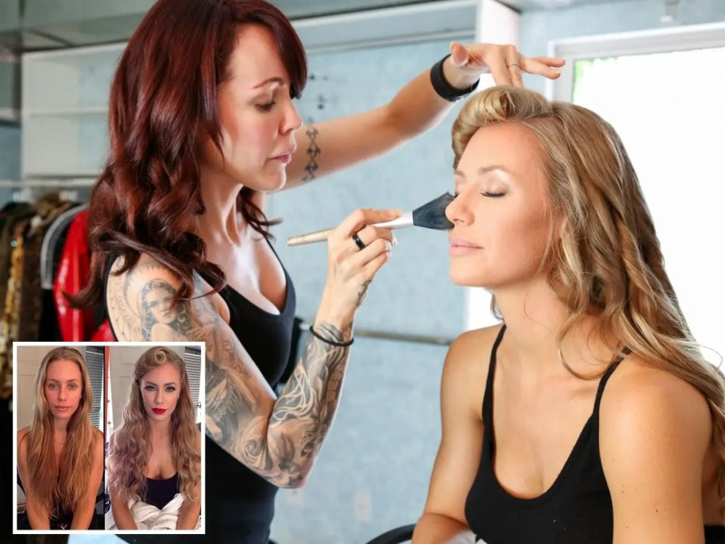 This Makeup Artist Was Blacklisted By