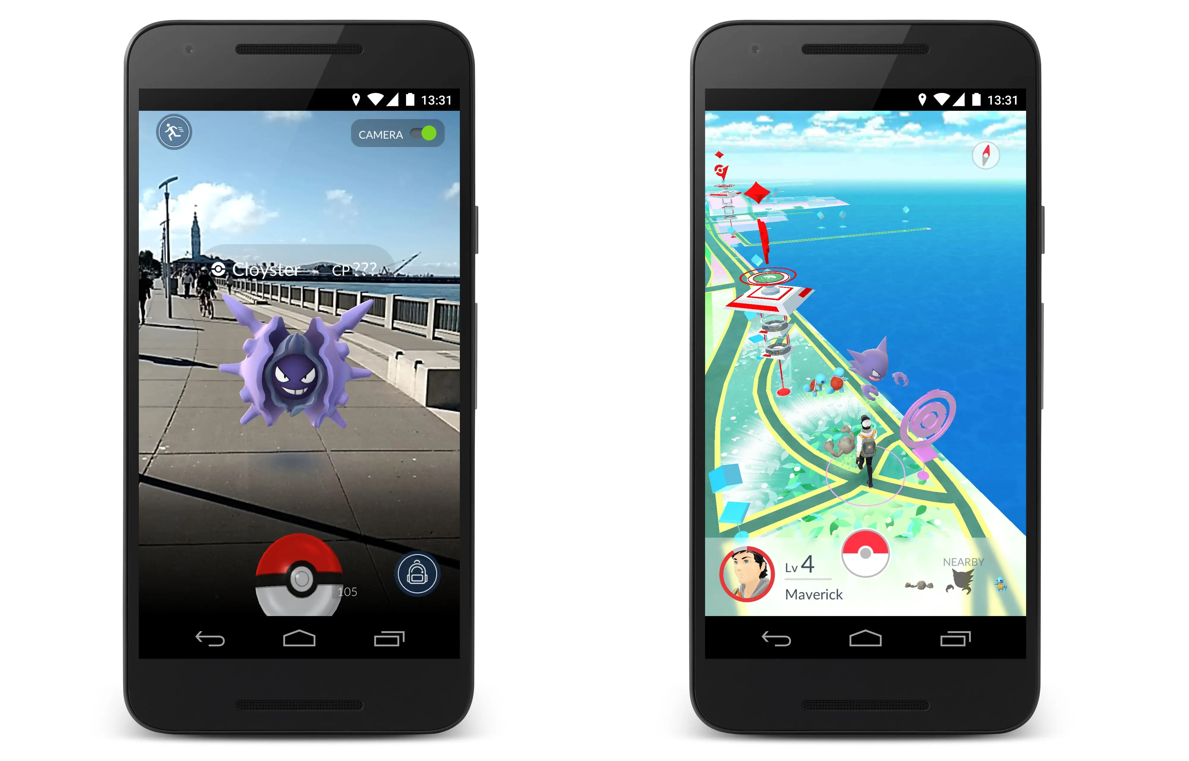 The Much Anticipated 'Pokemon' Smartphone Game Is Finally