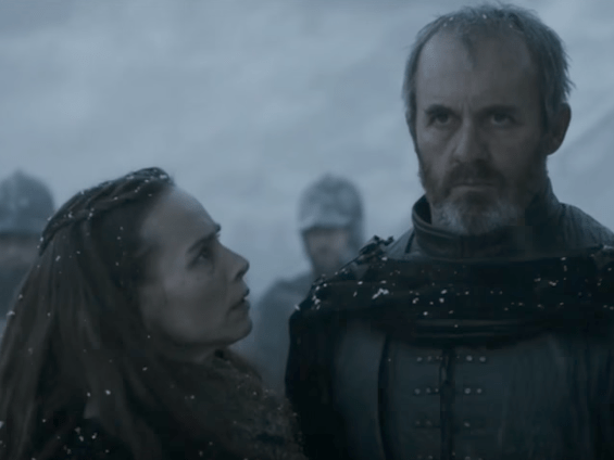 34. Stannis and Selyse Baratheon