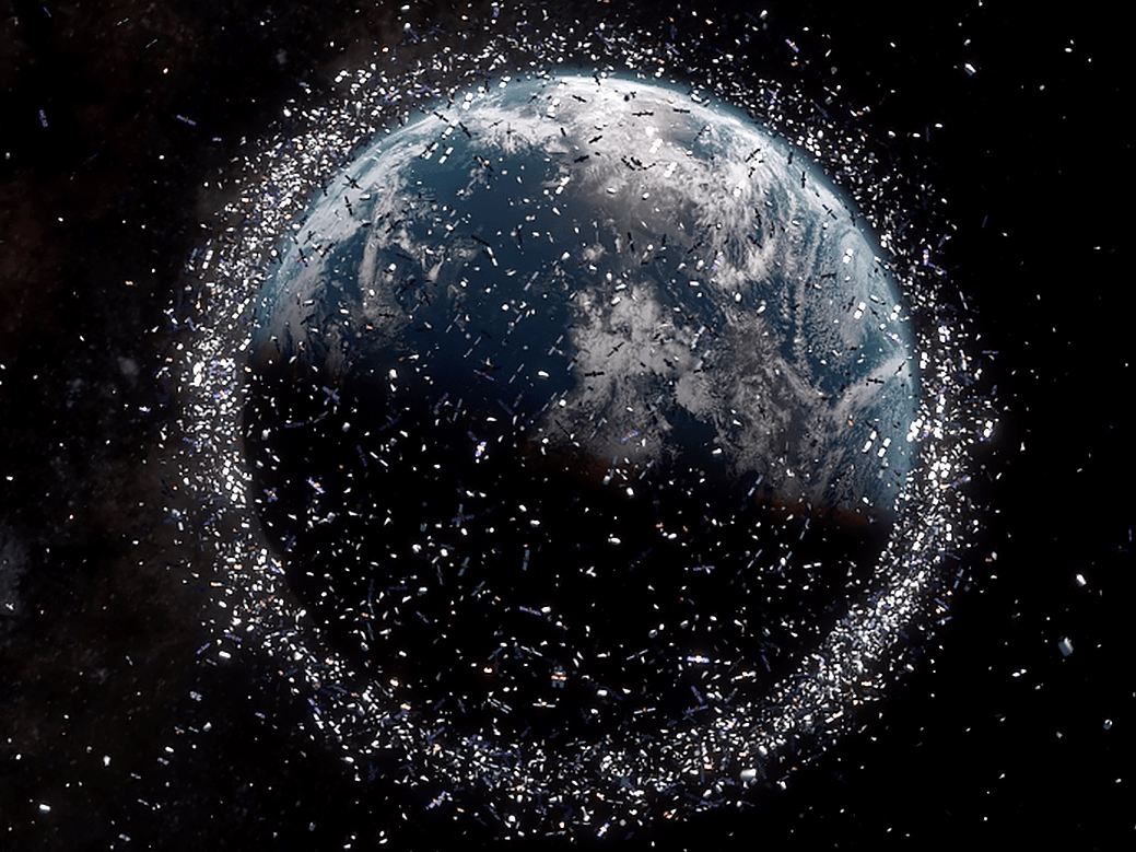 These Are The Countries On Earth With The Most Junk In Space