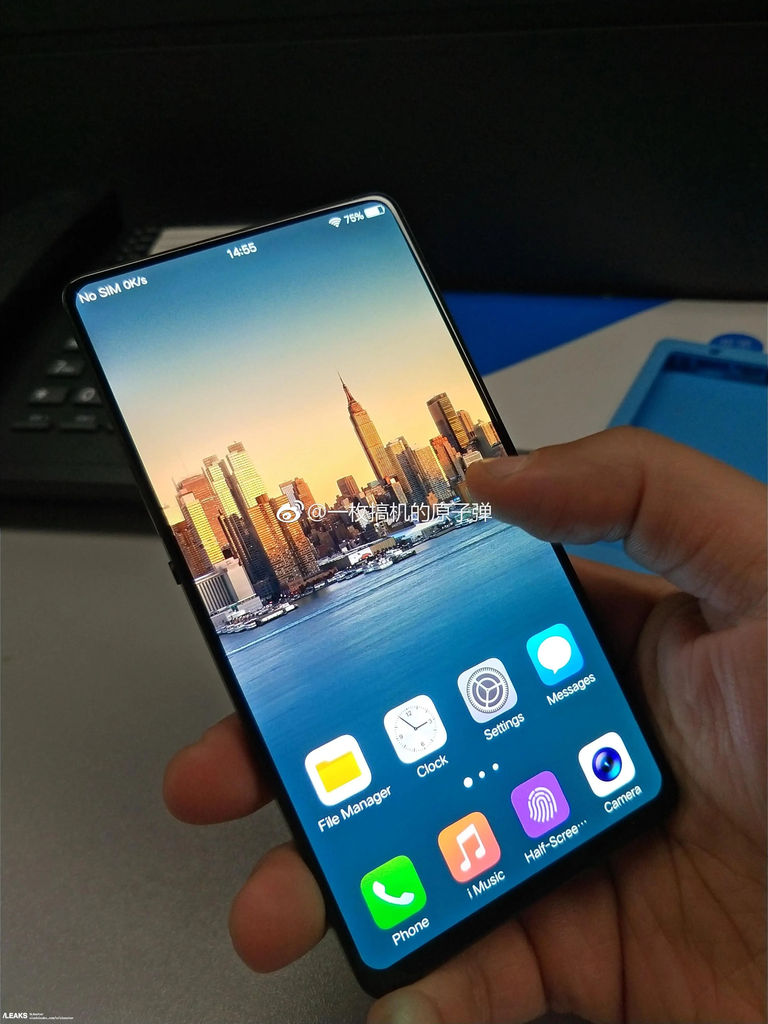 The Ideal Smartphone Is All Screen With No Buttons Or Borders Heres How Close It Is To
