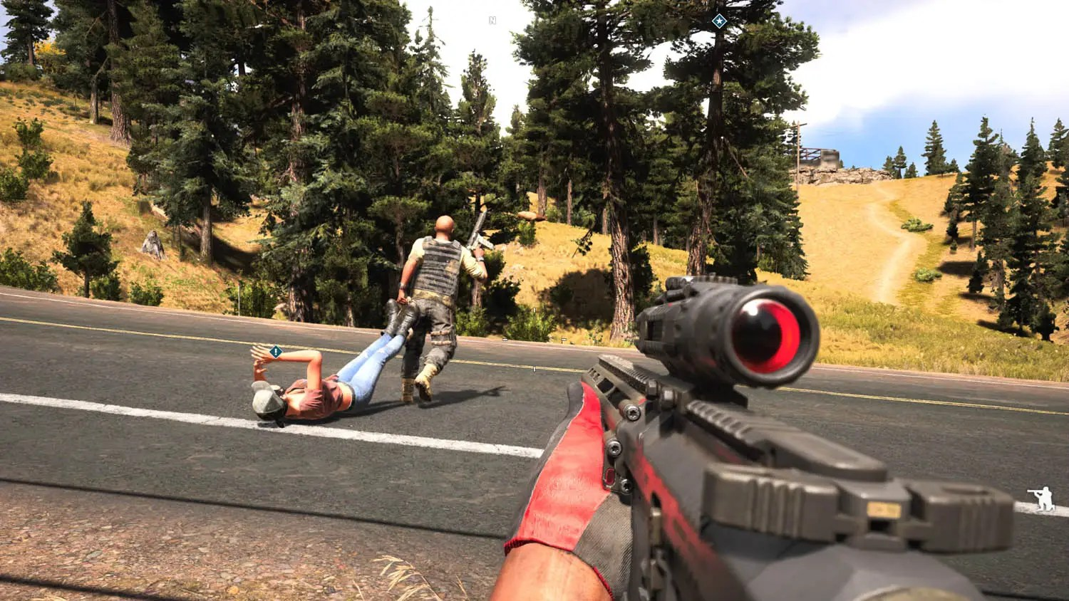 Far Cry 5  couldn t feel more out of place amid gun debates     Far Cry 5