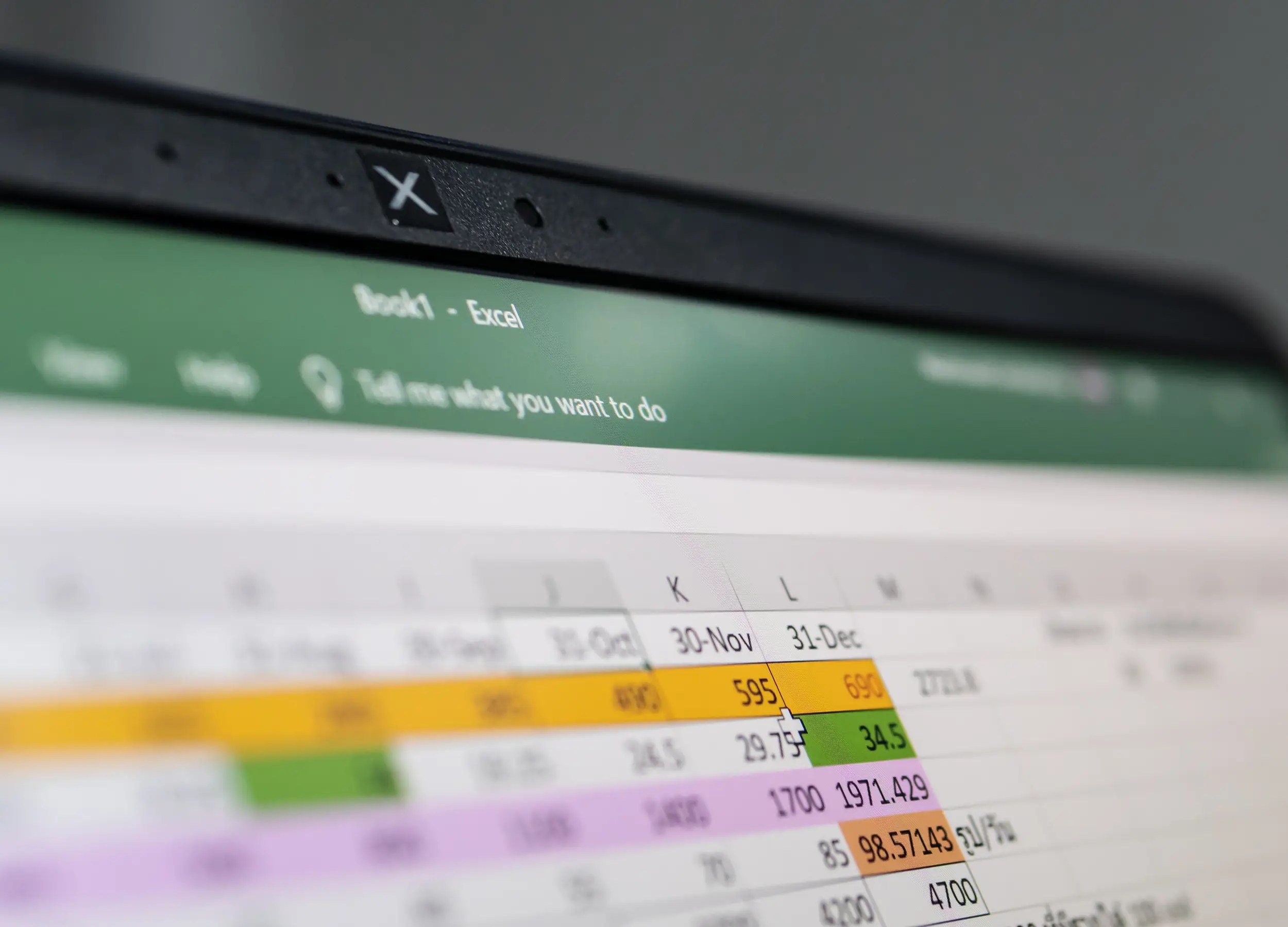 How To Multiply Cells And Numbers In Microsoft Excel Using