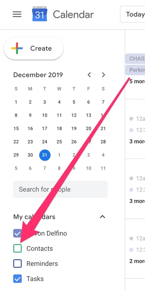 How To Add Your Contacts Birthdays To Your Google Calendar In 4 Simple Steps Business Insider
