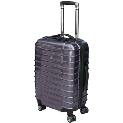 Freerun 24-inch Hardside Spinner Suitcase (Purple) - 2020T6411