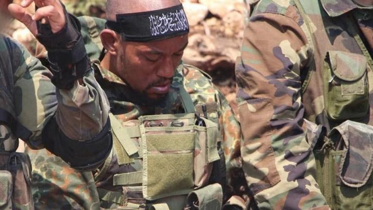 Der Verfassungsschutz warnt vor dem Ex-Rapper, der öffentlich zum Jihad aufruft