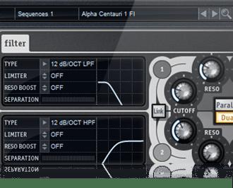 Z3TA Filters