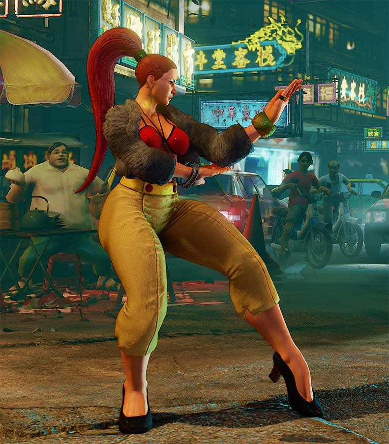 Image result for street fighter 5 Bboy ryu