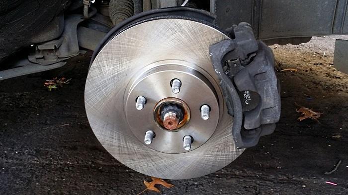 Brakes Making Grinding Noise