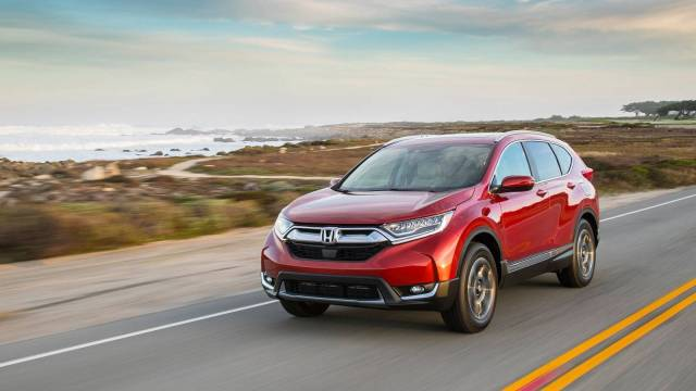 2018 honda crv changes