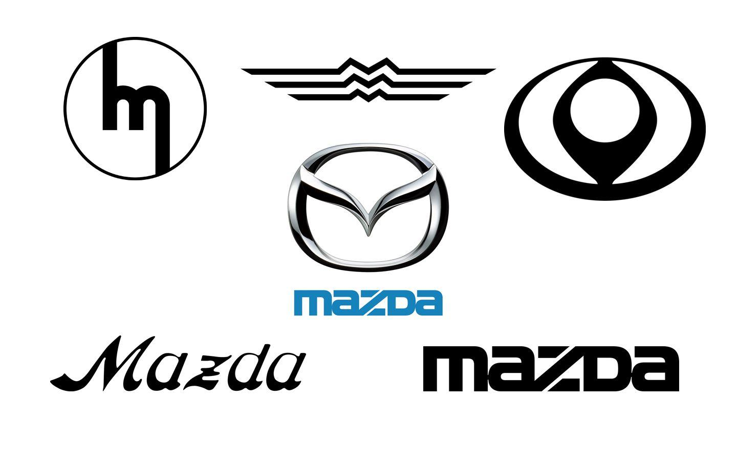 Mazda Logo Its Fascinating Journey Of Evolution