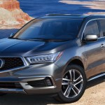 2017 Acura Mdx Test Drive Review Cargurus