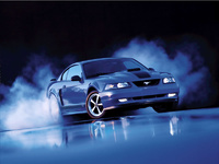 2003 Ford Mustang Mach 1 picture