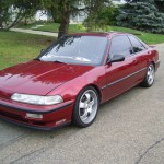 1990 Acura Integra Test Drive Review Cargurus