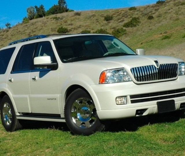 Picture Of 2006 Lincoln Navigator Ultimate Rwd Exterior Gallery_worthy