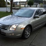 2008 Ford Fusion Test Drive Review Cargurus