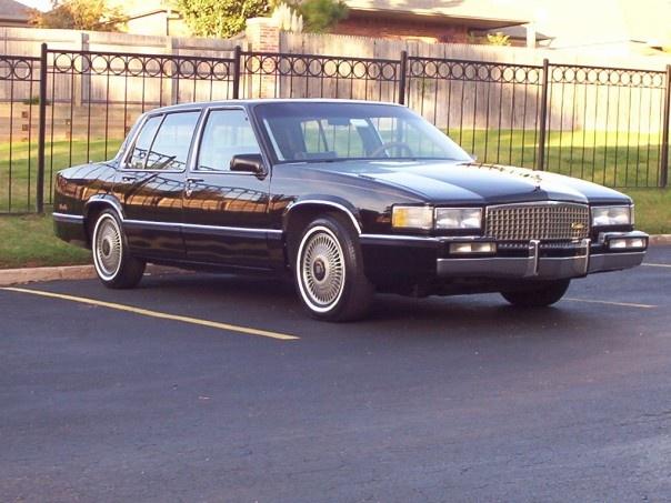 2003 Cadillac Deville Coupe