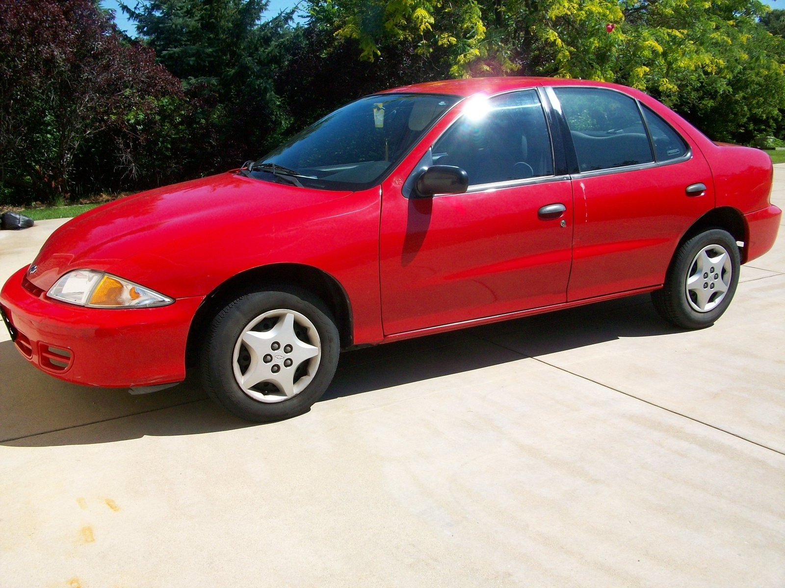 2001 Chevrolet Cavalier Overview Cargurus