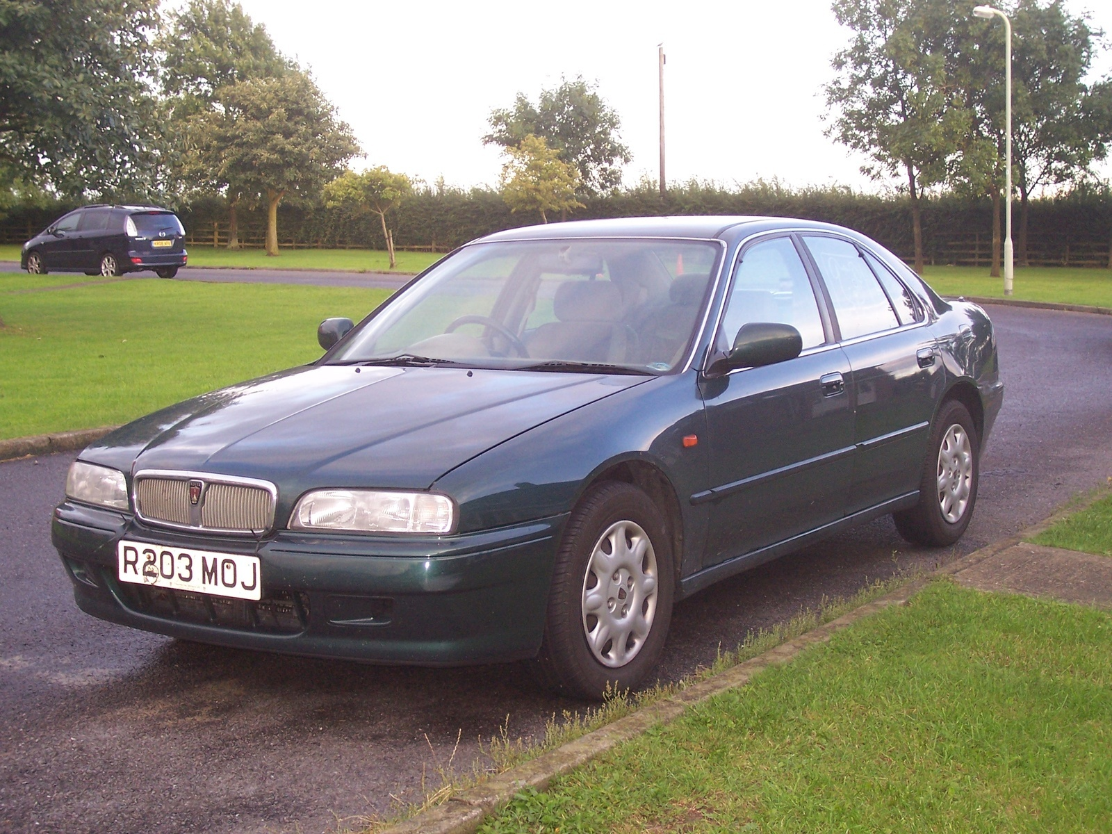 1998 Rover 600 Overview CarGurus
