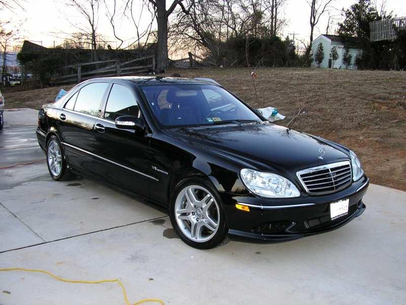 S430 Specs 2002 Mercedes
