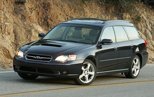 2007 Subaru Legacy User Reviews CarGurus