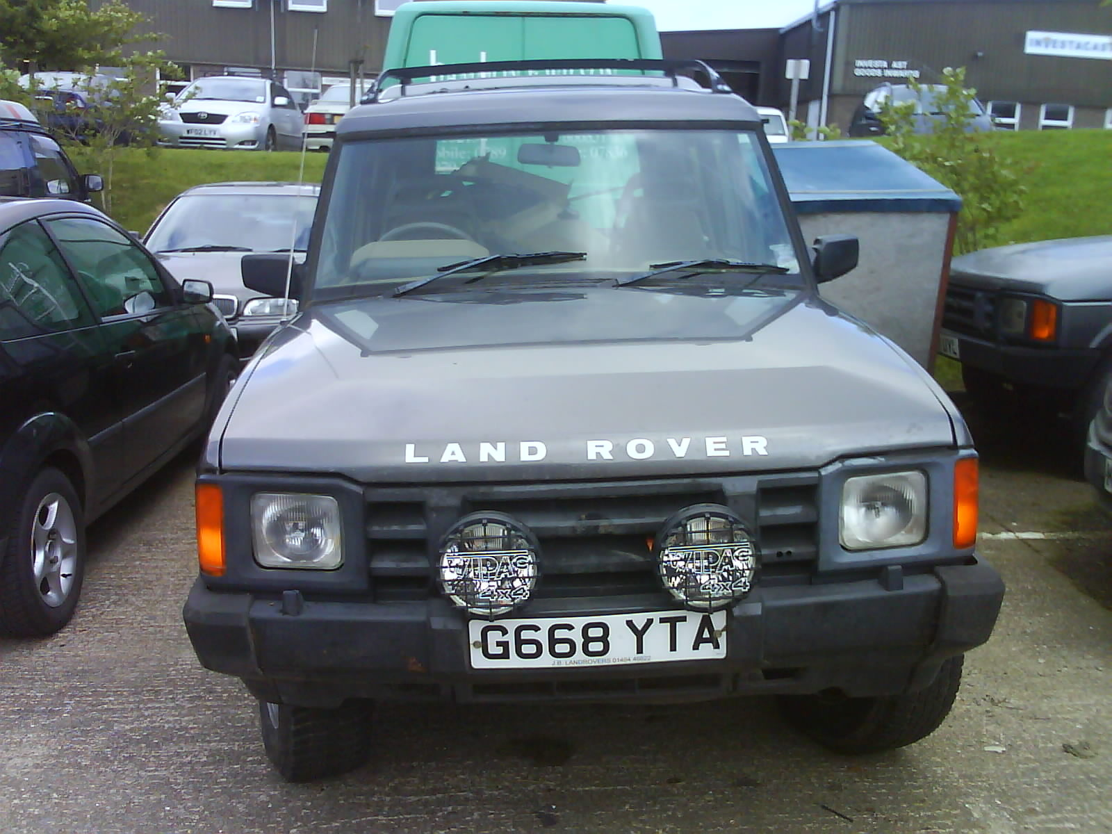 1994 Land Rover Range Rover User Reviews CarGurus