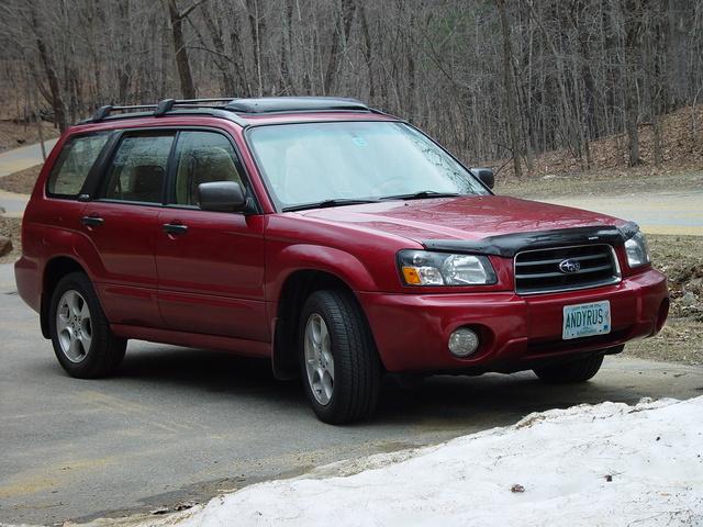 2003 Subaru Forester Pictures CarGurus
