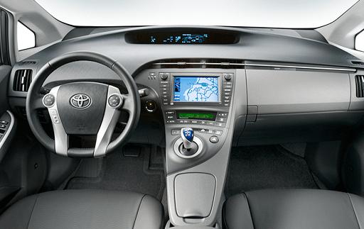 2010 Toyota Prius Interior Pictures Cargurus