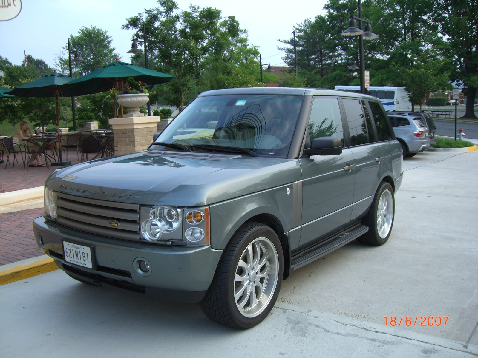 Land Rover Range Rover Questions Does anyone know the average