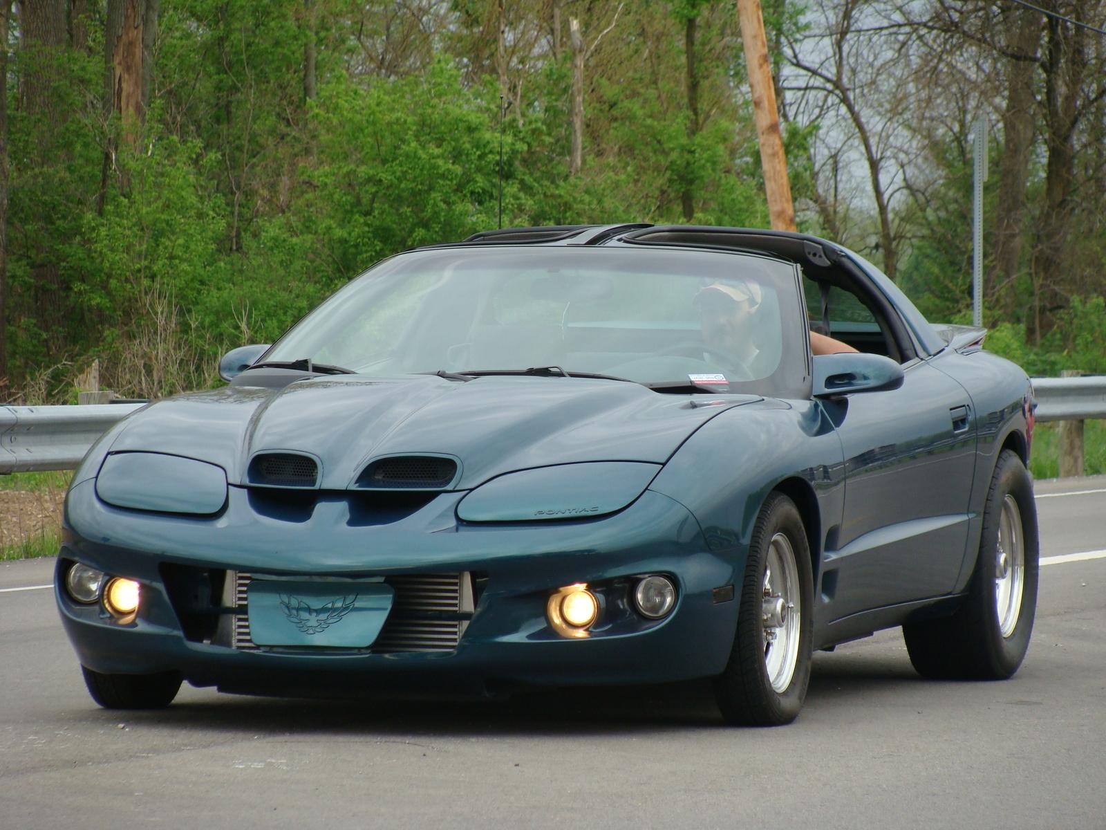 2000 Pontiac Grand Am V6 1998