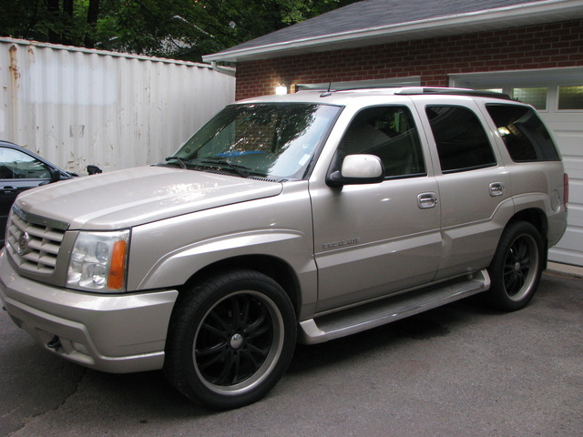 2002 Cadillac Escalade User Reviews Cargurus