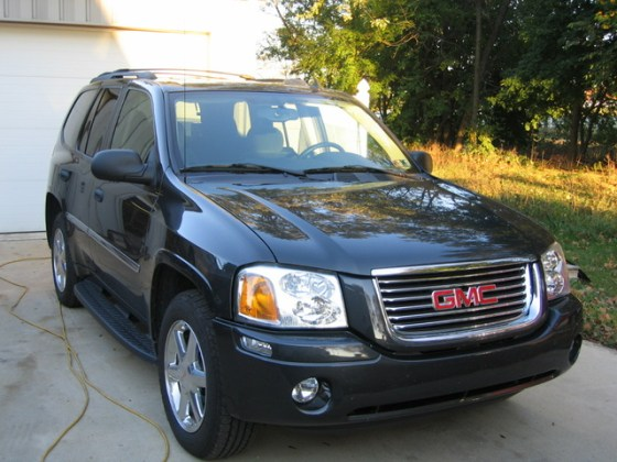 2007 GMC Envoy   Pictures   CarGurus Picture of 2007 GMC Envoy SLE 1 4 Dr SUV 4WD  exterior  gallery worthy