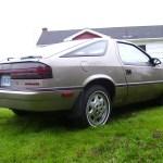 1988 Dodge Daytona Test Drive Review Cargurus Com