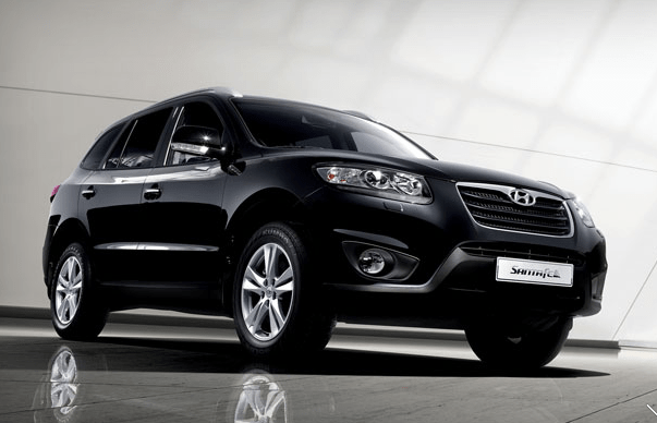 2010 Hyundai Santa Fe Overview Cargurus