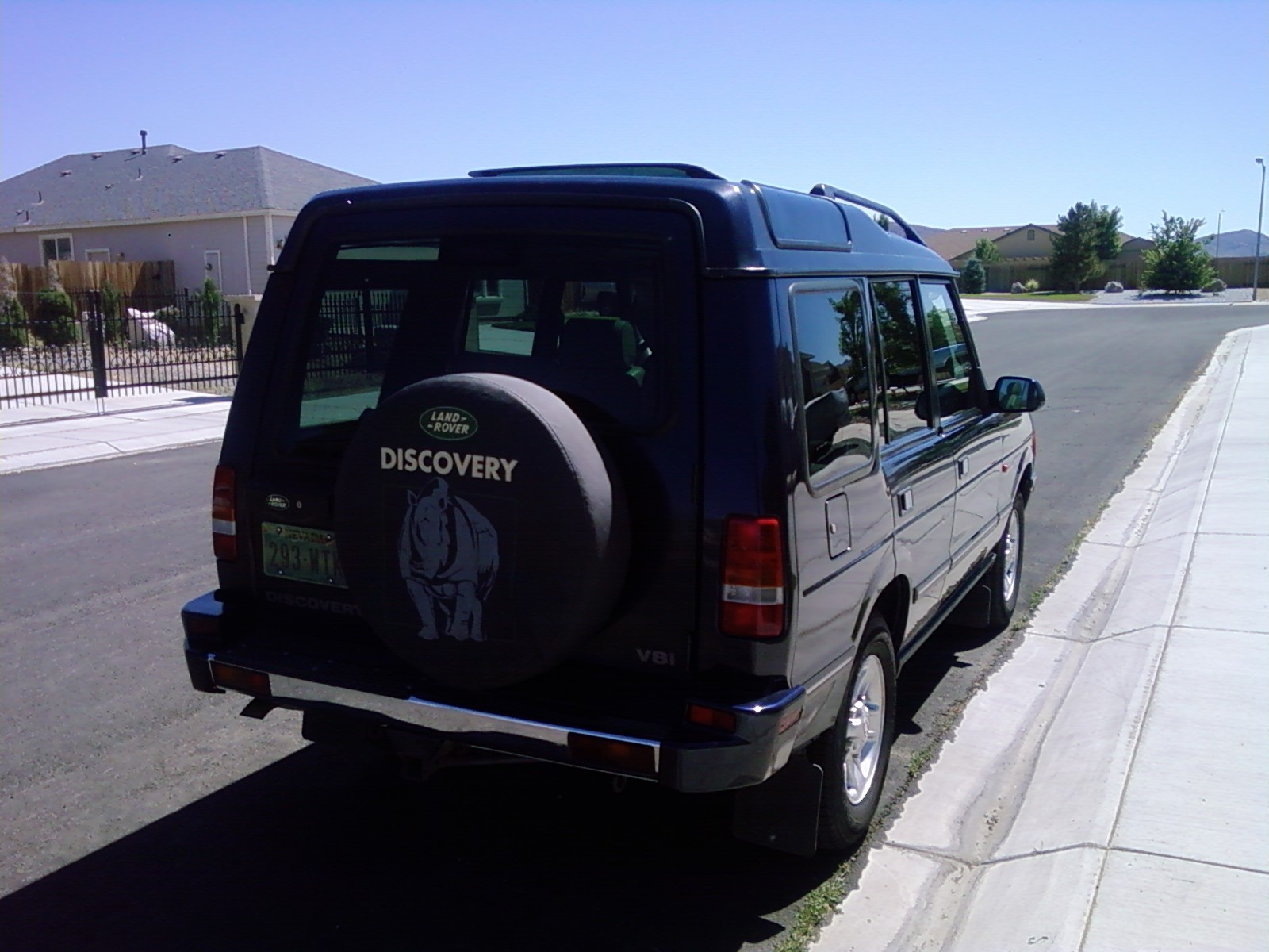 Land Rover Discovery Questions MPG for v8 94 discovery CarGurus